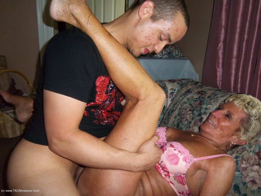 granny bent over and fuckedyoung cock
